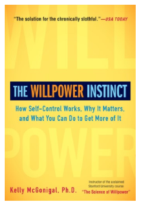 Willpower Instinct Cover